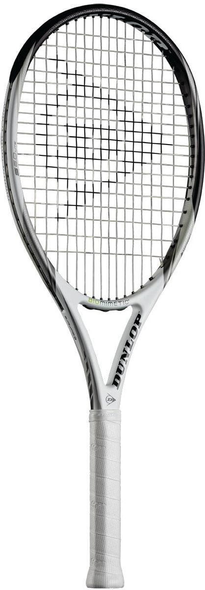 Ракетка теннисная Dunlop D TR BIOMIMETIC S6.0 LITE G4 HL. Размер 4676290Профессиональная теннисная ракетка Dunlop D Tr Biomimetic S6.0 Lite G4 Hl подойдет игрокам с любым уровнем мастерства с преимущественно коротким стилем замаха. Благодаря большой площади струнной поверхности, ракетка обеспечивает большую мощность без потери контроля. Основные характеристики: Площадь струнной поверхности: 102 кв. дюймов Вес без струн: 283 г / 9.98 унции Баланс без струн: 325 мм Длина: 27 дюймов Струнная формула: 16x19Ширина обода: 22-25-25 мм Жесткость RA: 70 Усилие натяжения струны: 52-62 фунта / 23-28 кг Материал: Premium Graphite /Biofibre Мощность: 7.5 Контроль: 6.5.