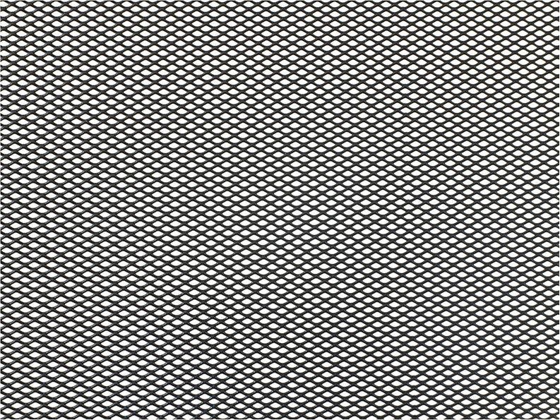 Решетка радиатора декоративная DolleX, 100 х 40 см, ячейки 6 х 3,5 мм, цвет: черныйDKS-005Облицовка радиатора (металлическая сетка декоративная) эффективно защищает элементы моторного отсека, радиатор системы охлаждения и кондиционирования автомобиля от камней, грязи и насекомых. Долговечная и легкомонтируемая. Придает индивидуальность автомобилю. Цвет: черный Размер сетки: 100 х 40 см Размер ячейки: 6мм х 3,5мм