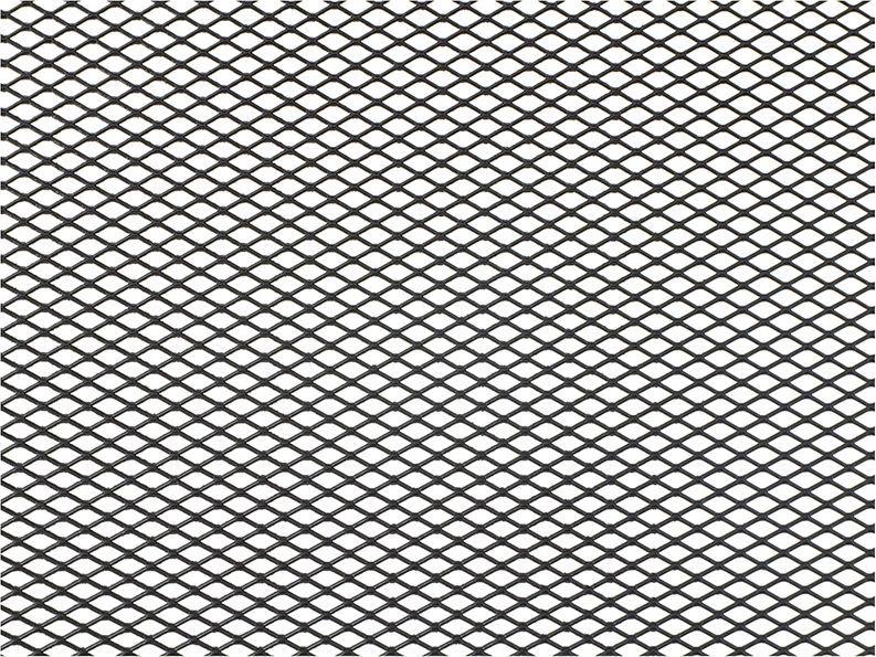 Решетка радиатора декоративная DolleX, 100 х 40 см, ячейки 10 х 5,5 мм, цвет: черныйDKS-011Облицовка радиатора (металлическая сетка декоративная) эффективно защищает элементы моторного отсека, радиатор системы охлаждения и кондиционирования автомобиля от камней, грязи и насекомых. Долговечная и легкомонтируемая. Придает индивидуальность автомобилю. Цвет: черный Размер сетки: 100 х 40 см Размер ячейки: 10мм х 5,5мм