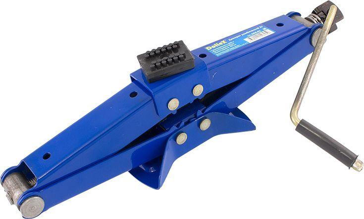 Домкрат ромбический DolleX, 2,0 т, 105/407 ммDRE-02Домкрат ромбический DolleX снабжен высокофункциональным механизмом для подъема автомобиля или других тяжелых предметов. Это обязательный инструмент для любого автомобилиста и незаменимый помощник при замене колеса. Домкрат универсален и подходит под любой порог автомобиля. Среди особенностей изделия: усиленный стальной каркас, поворотная площадка подхвата, устойчивая опорная площадка.