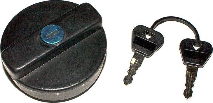 Пробка бензобака DolleX, для ВАЗ-2101-2107, 2121, с ключом авто ваз 2107 обухов