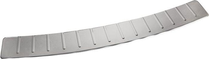 Накладка бампера декоративная DolleX, для Hover H3, H5NBN-001Накладка бампера декоративная DolleX придает автомобилю стильный и неповторимый вид, эффективно защищает бампер от повреждения лакокрасочного покрытия.Подходит для Hover H3, H5.Отличительные особенности:- Полированная нержавеющая сталь;- Толщина стали 0,5 мм;- Стильный внешний вид;- Легкая и быстрая установка;- Крепление - лента липкая двухсторонняя.