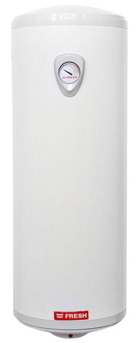Fresh Dolphin V/F/E 80LT водонагреватель накопительныйFresh DOLPHIN V/F/E 80LTFresh Dolphin V/F/E 80LT - это высококачественный водонагреватель, разработанный для установки на стену. Модель оснащена накопительной емкостью на 80 литров, что даст возможность использовать устройство в качестве резервного или основного источника горячего водоснабжения. Для управления температурой нагрева в нижней части корпуса предусмотрен удобный терморегулятор.Узкий диаметр водонагревателяУлучшенная термоизоляцияМалое потребление электроэнергииДлительное время работыБольшой магниевый анод обеспечивает максимальную защиту от коррозииРегулятор температурыЭлектростатическое полиэфирное покрытие придает приятный глянцевый вид и обеспечивает защитуАналоговый термометрСетевой шнур: 1 мПатрубки вход/выход: 1/2Покрытие бака: эмальИзоляция: 23 ммВремя нагрева с 15°C до 65°C: 140 минВозвратно-предохранительный клапанРабочее давление: 0,3 - 10 атмТолщина внутреннего покрытия бака: 300 микрон