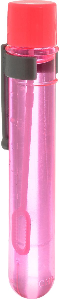 ABtoys Мыльные пузыри Мерцающие пузырьки цвет розовый 22 мл -  Мыльные пузыри