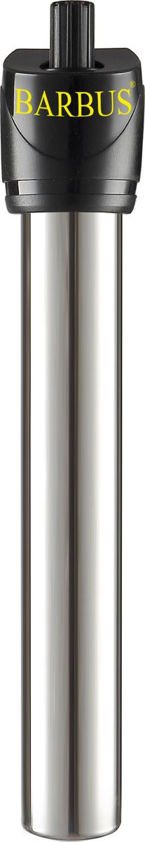 Обогреватель для аквариума Barbus Новое поколение, с терморегулятором, 25 Вт, длина шнура 150 см обогреватель для аквариума barbus hl 25w стеклянный с терморегулятором 25 вт