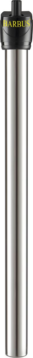 Обогреватель для аквариума Barbus Новое поколение, с терморегулятором, 500 Вт, длина шнура 150 см обогреватель для аквариума barbus hl 25w стеклянный с терморегулятором 25 вт
