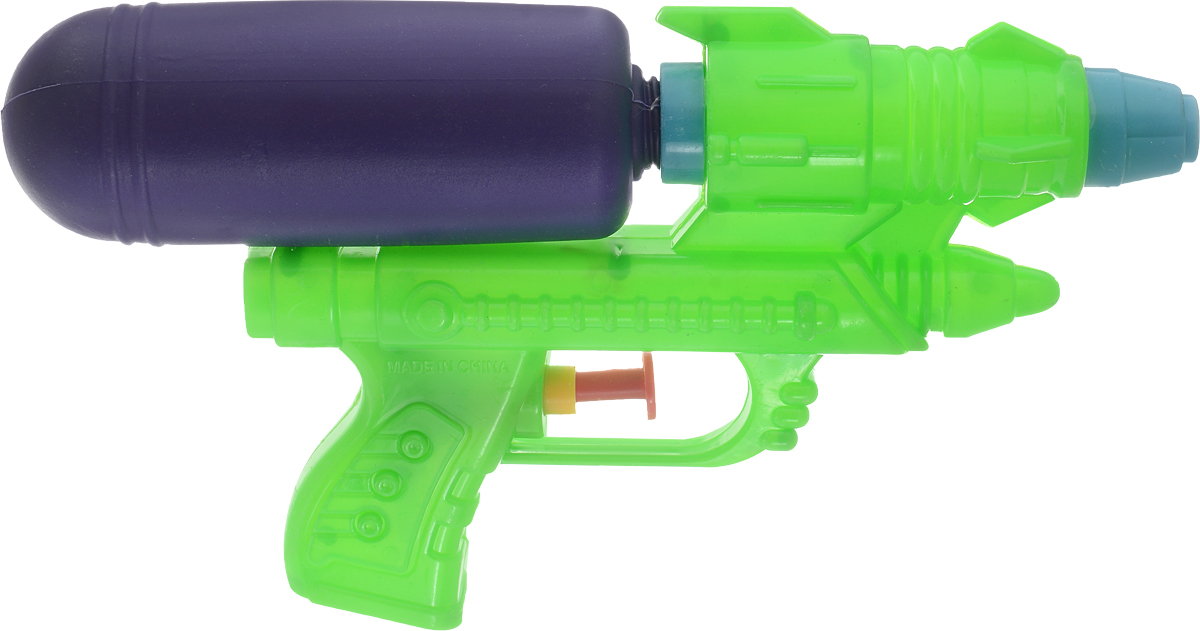 TopToysВодный пистолет цвет темно-синий салатовый Toptoys