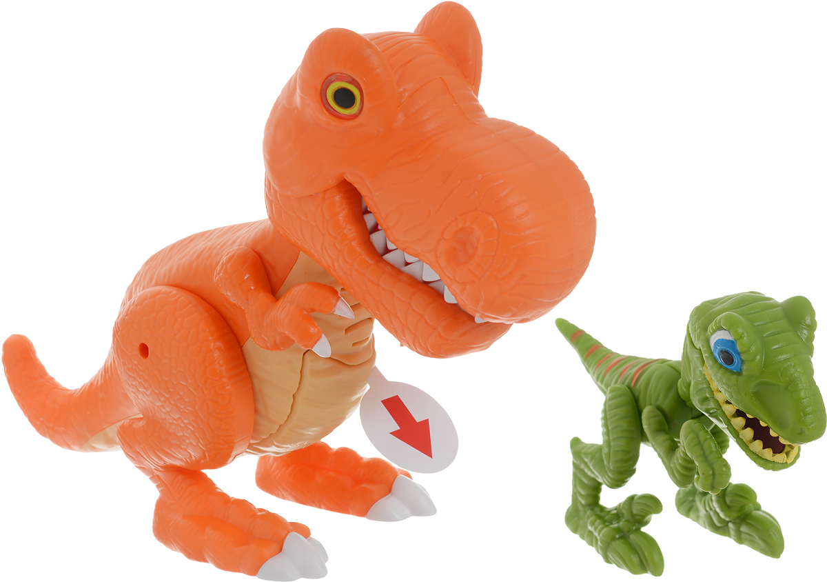 Junior Megasaur Набор фигурок Динозавры 2 шт - Фигурки