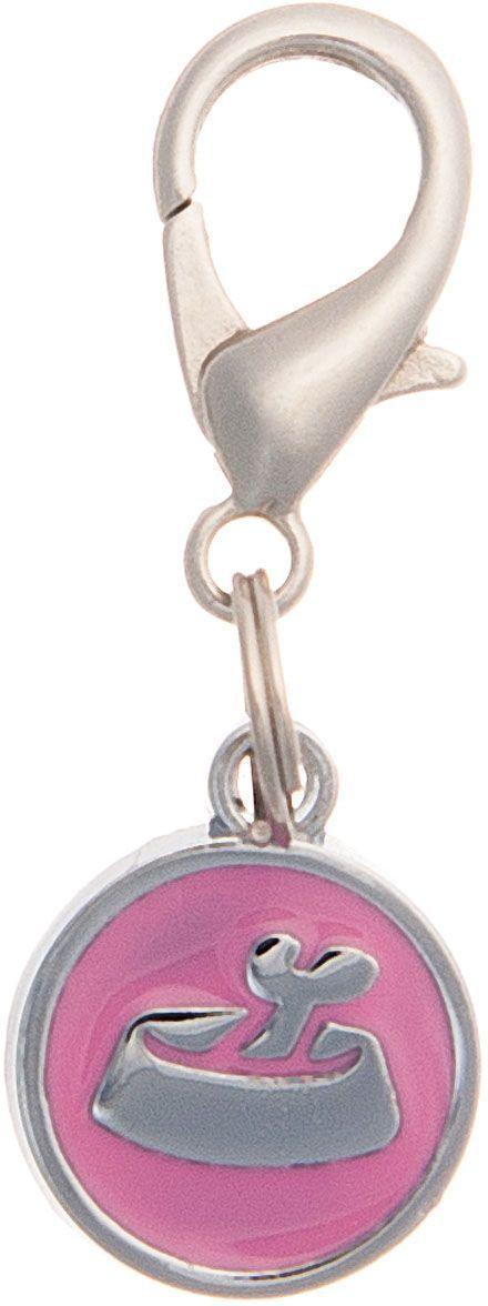 Адресник V.I.Pet Миска с косточкой, под гравировку, круглый, малый, цвет: розовый, диаметр 14 мм19031Адресник V.I.Pet выполнен из цинка и эмали. Адресник - это важное дополнениек любому ошейнику, шлейке или поводку. Разнообразие дизайновадресников V.I.Pet поможет вам подчеркнутьиндивидуальность вашего питомца и оставить наошейнике полезную информацию. Оригинальный жетон-адресник для собаки или кошки выдержит все приключения вашего питомца. На обратную сторону жетона наносится (гравируется) имя питомца, телефон владельца.