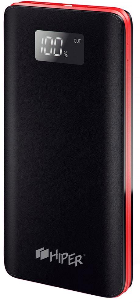 все цены на HIPER Power Bank BS10000, Black внешний аккумулятор (10000 мАч)