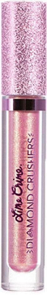 Lime Crime Блеск для губ Diamond Crushers Lit, 4,14 млL023-02-0000Радужная новинка DIAMOND CRUSHERS - это жидкий глиттер, который покрывает губы, щечки и тело мельчайшими частичками, сияющими словно бриллиантовая крошка. Глиттер совсем не ощущается на губах благодаря легкой формуле на водной основе. Стойко держится и пахнет клубничной карамелью.