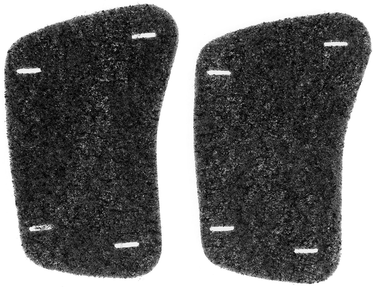 Фильтр для био-туалета Marchioro Fix 3, 2 шт1065600300099Сменный угольный фильтр для биотуалета Marchioro Fix 3 обеспечивает отличную фильтрацию неприятных запахов. Уважаемые клиенты! Обращаем ваше внимание на возможные изменения в дизайне упаковки. Качественные характеристики товара остаются неизменными. Поставка осуществляется в зависимости от наличия на складе.В наборе: 2 шт.Размер фильтра: 16 х 10,5 х 0,5 см.
