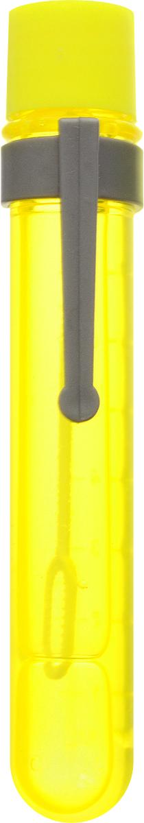 ABtoys Мыльные пузыри Мерцающие пузырьки цвет желтый abtoys мыльные пузыри мерцающие пузырьки самолет цвет синий