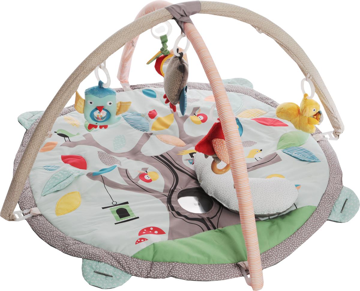 Skip Hop Развивающий коврик c дугами Дерево развивающий коврик baby mix мишка на волнах 3261ce 62104