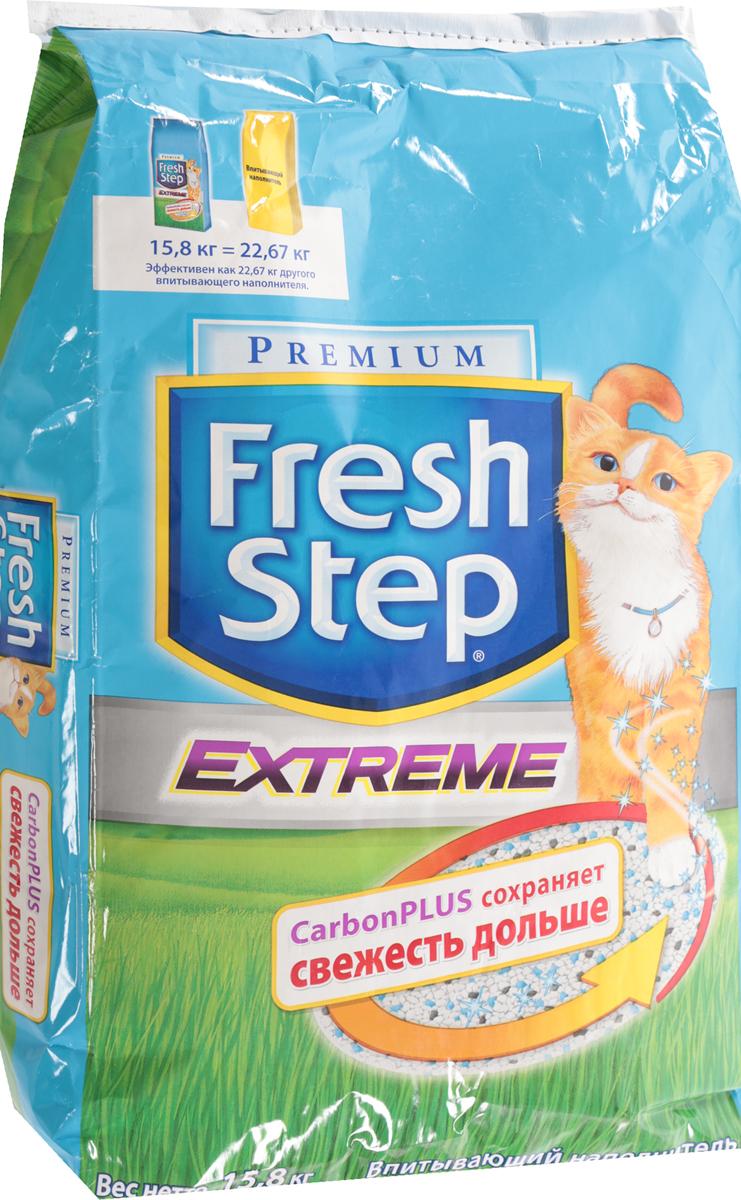 Наполнитель для кошачьего туалета Clorox Fresh Step Clay, впитывающий, 15,87 кг008/018155Наполнитель для кошачьего туалета Clorox Fresh Step Clay изготовлен из высококачественной глины с высокой абсорбирующей способностью в сочетании с легким весом. Наполнитель содержит специальные компоненты - нейтрализаторы запаха, которые контролируют запахи между посещениями лотка и уничтожают причину их возникновения. К традиционному впитывающему наполнителю был добавлен специальным образом обработанный активированный уголь, который надежно поглощает и удерживает запах в лотке, а также помогает предотвратить рост бактерий, вызывающих неприятный запах. Состав: глина, активированный уголь, ароматизатор.Вес: 15,87 кг. Товар сертифицирован.