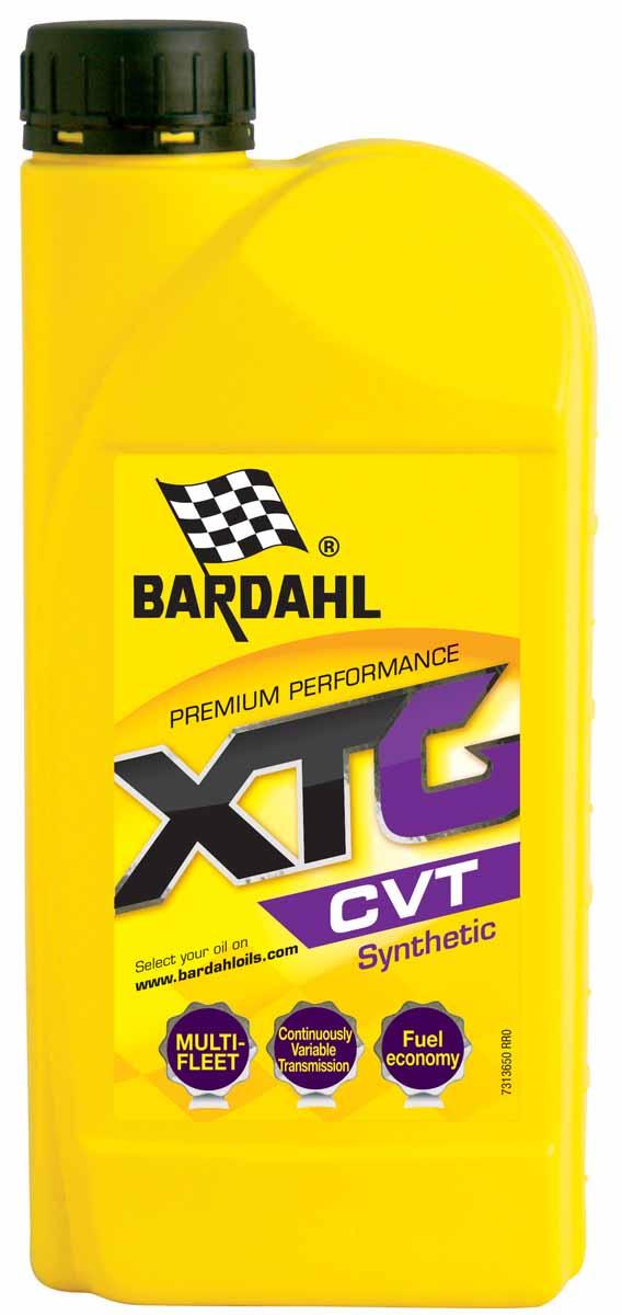 Масло трансмиссионное Bardahl XTG CVT, синтетическое, 1 л36501Высокопроизводительное синтетическое трансмиссионное масло Bardahl XTG CVT для вариаторных коробок передач.Подходит для цепных CVT и ременных CVT. Bardahl CVT позволяет уменьшить расход топлива транспортных средств, оснащенных коробкой передач CVT. Спецификации OEM BMW Mini 83220136376/83220429159, MERCEDES MB 236.20, VW G 052 180/ G 052 516, NISSAN NS-1/NS-2/NS-3, HONDA HMMF/HCF2, MITSUBISHI SP-III/CVTF-J1, SUBARU ECVT/iCVT, DAIHATSU AMMIX CVT, SUZUKI CVTF TC/NS-2/CVT Green1, HUYNDAI SP-III, CHRYSLER JEEP NS-2, TOYOTA CVTF TC/FE, Ford WSS-M2C928-A, JASO M358, MOPAR CVTF+4.