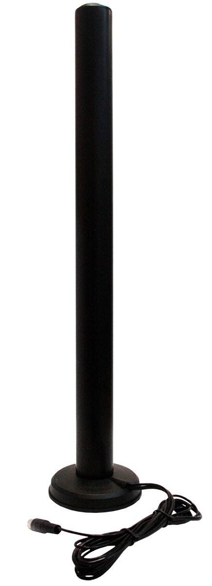 Триада 8820, Black антенна для музыкальных центров уличная11822Уличная антенна-усилитель Триада 8820 предназначена для музыкальных центров УКВ и FM. Круговая направленность. Не требуется направлять антенну на источник сигнала. Не требует источника питания. Отличные характеристики! Рекомендуется к применению, если расстояние от радиостанции составляет до 80 км и прием на внешнюю пассивную антенну (провод 100 см) неустойчивый, сопровождается шумами, пропаданиями и замираниями сигнала. Типичное применение - использование владельцами, проживающими в сельской местности и на даче.Тяжелый и сильный магнит в основании позволяет надежно фиксировать антенну на металле (например, подоконник на улице, металлическая крыша дома, корпус музыкального центра, полка) и повышает устойчивость антенны на деревянных и пластиковых полках.