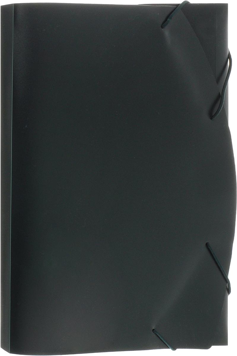 Albion Папка на резинке Basic цвет зеленыйAL10930Папка Albion Basic изготовлена из пластика высокого качества. Предназначена для транспортировки и хранения документов формата А4.Состоит из одного вместительного отделения. Закрывается папка при помощи резинки.Папка - это незаменимый атрибут для любого студента, школьника или офисного работника. Такая папка надежно сохранит ваши бумаги и сбережет их от повреждений, пыли и влаги.
