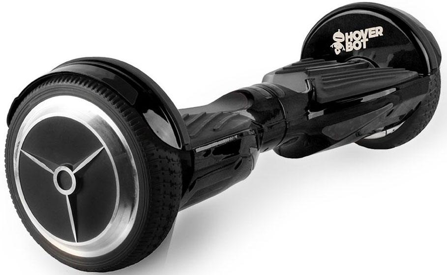 Гироскутер Hoverbot A-6, цвет: черныйGA6BKГироскутер Hoverbot A-6 или как мы ее называем Genesis выполнен в красивом агрессивном стиле и больше напоминает спорткар. При своих компактных размерах и широких колесах дает хороший разгон и отлично держит сцепление с дорогой. Короткая прорезиненная платформа с протектором отлично фиксирует ногу и позволяет уверенно маневрировать на большой скорости. Качественный противоударный пластик отлично справляется со своими защитными функциями, а резиновые полоски-накладки на крыльях гироскутера - смягчение ударов. Кстати, благодаря облегченной раме, гироскутер А-6 имеет легкий вес и удобно переносится за центральную часть. Спереди очень яркие синие ходовые огни ярко освещают дорогу в темное время суток, на задней части красные габаритные огни. А-6 имеет три режима работы двигателей, которые переключаются механически с устройства кнопкой включения. Для переключения между режимами необходимо удерживать кнопку включения доски и ожидать смены цветового сигнала в центре борда. Hoverbot A-6 подойдет как уверенным райдерам, так и начинающим пользователям, которые готовы к скорости и драйву.