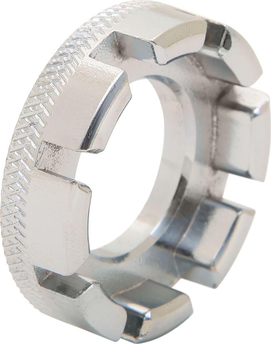 Ключ спицевой 6в1 STG KL-9726AХ47254Стальной спицевой ключ 6 в одном: 10, 11, 12, 13,14, 15.