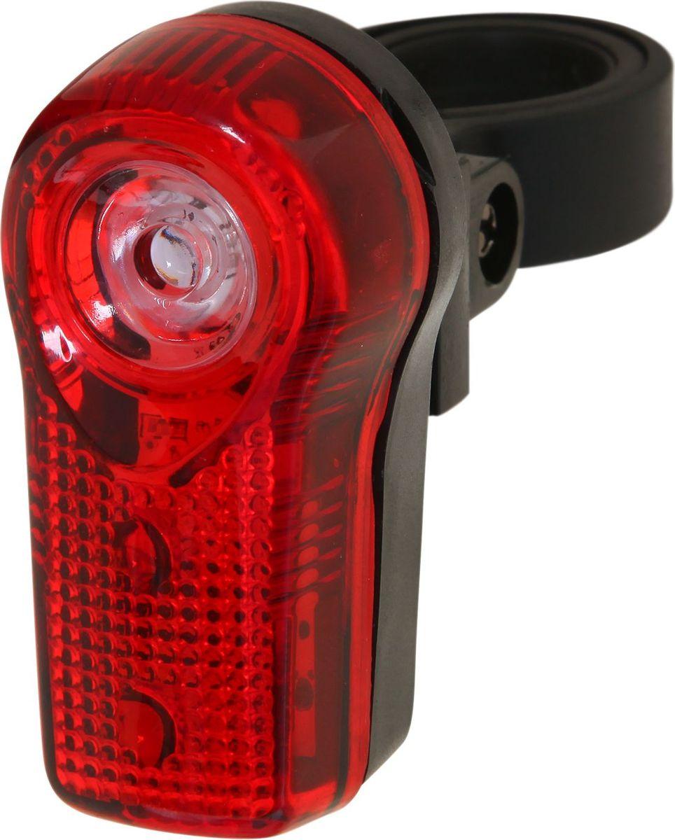 Фонарь велосипедный STG JY-173A, заднийХ66178Легкий и компактный задний фонарь STG JY-173A позволит вам без опаски кататься ночью и при плохой видимости на дорогах. Изделие выполнено из прочного пластика, имеет три режима работы. В качестве элементов питания используются 2 батарейки ААА, которые в комплект не входят.Гид по велоаксессуарам. Статья OZON Гид