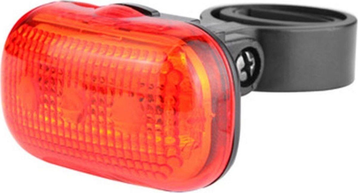 Фонарь велосипедный STG JY-289T, задний фонарь на ниппель stg jy 503c 11 2 шт х54095