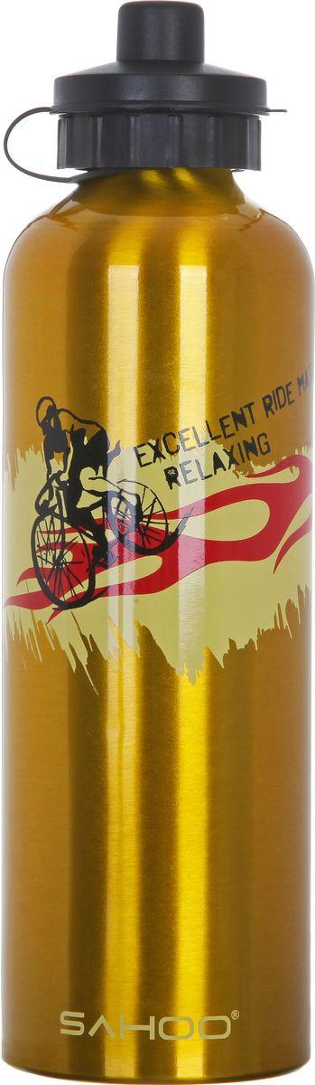 Фляга STG, 750 млХ68719-5Фляга STG это незаменимая вещь в походах и на велопрогулках на большие расстояния. Выполнена из ударопрочного пластика стойкого к высоким температурам. Оптимальный объем фляги 750 мл обеспечивает необходимое количество жидкости для подпитки велоспортсмена.