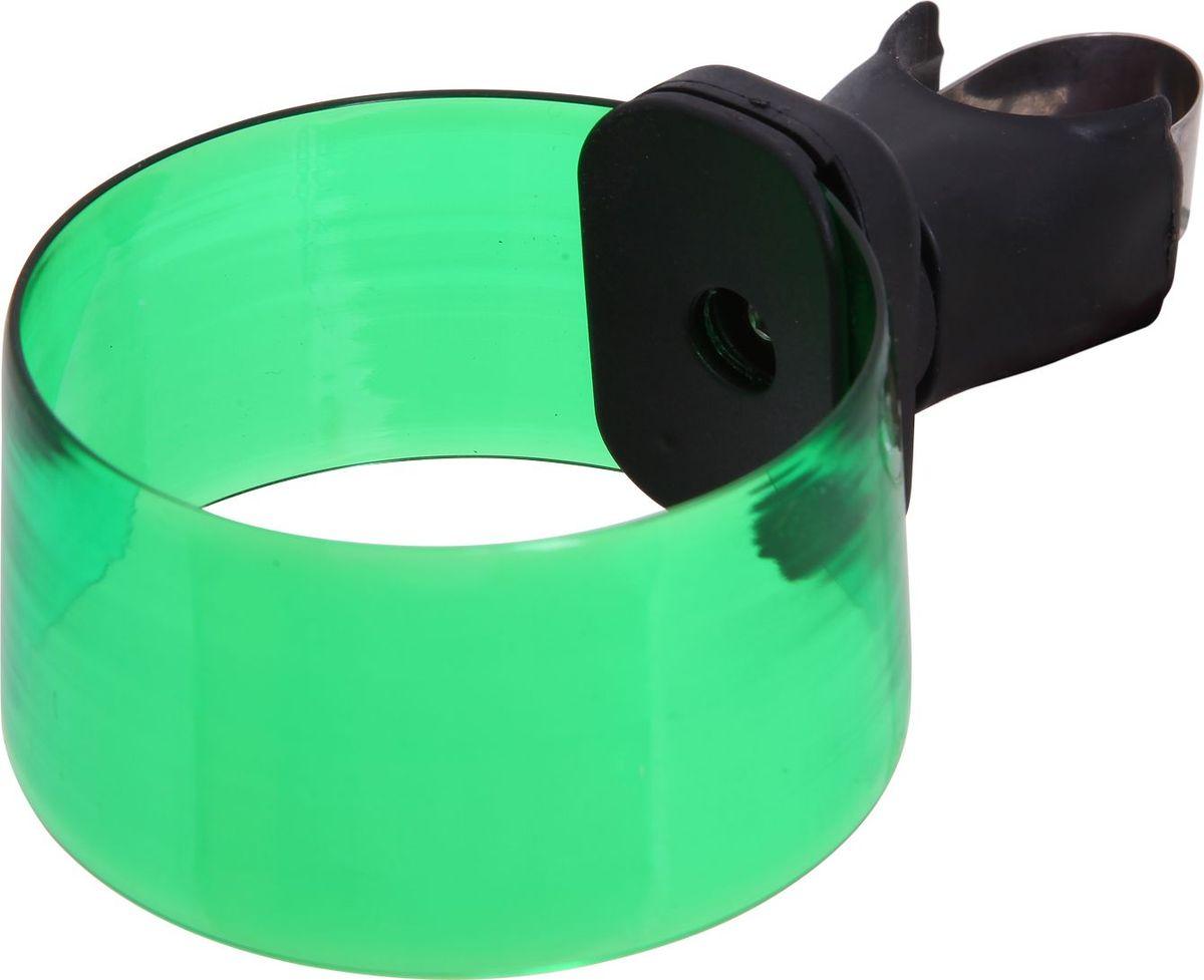 Флягодержатель SunnyWheel SW-CH-113, крепление на руль, цвет: зеленыйХ69819Флягодержатель SunnyWheel SW-CH-113, выполненный из прочного пластика, способен удерживать не только велофлягу, но и обычные пластиковые бутылки. Флягодержатель имеет крепление на руль. Это незаменимая вещь для спортсменов и любителей длительных велосипедных прогулок. Благодаря держателю, фляга с водой будет у вас всегда под рукой.Крепление входит в комплект.