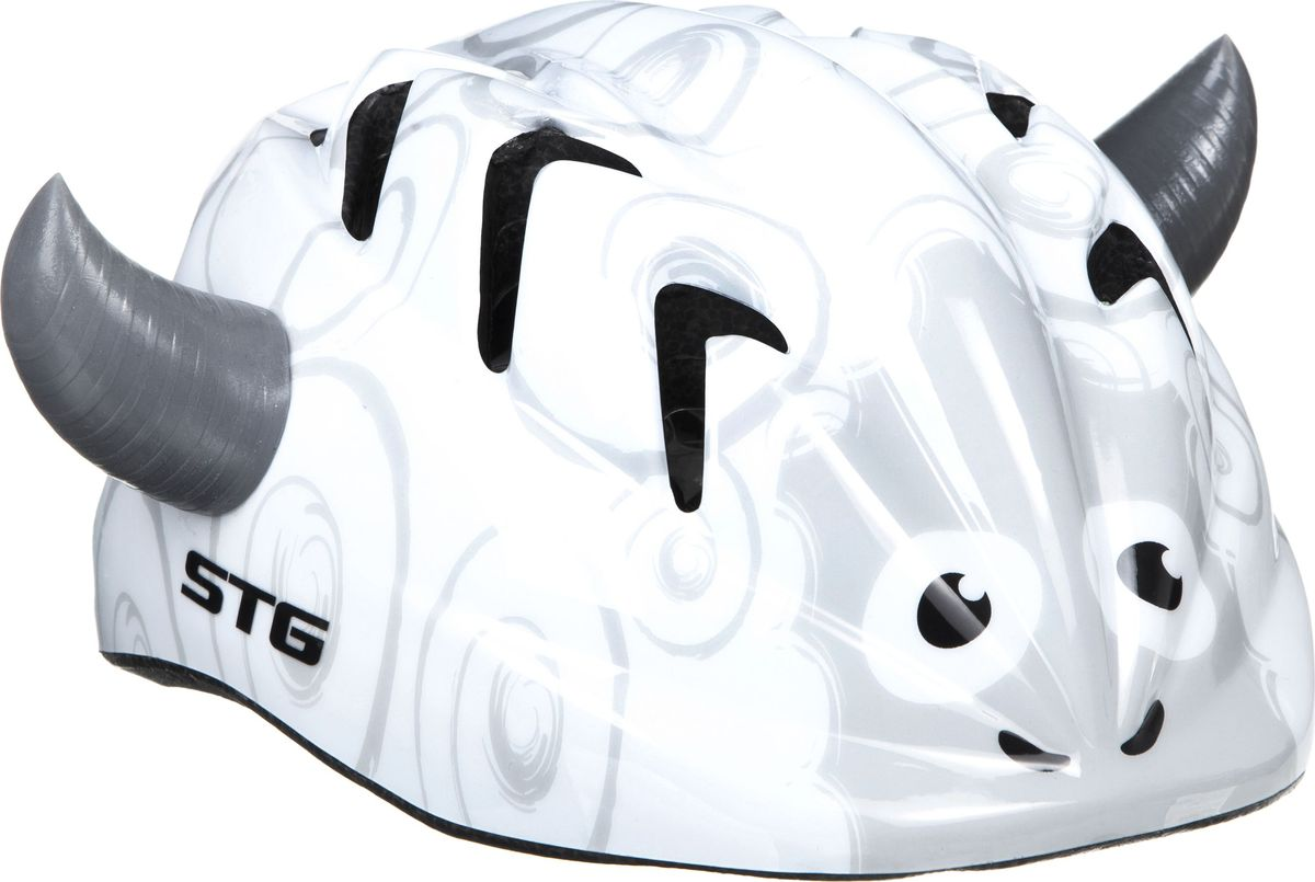 Шлем велосипедный STG SHEEP, детский. Размер S шлемы и защита velolider шлем велосипедный