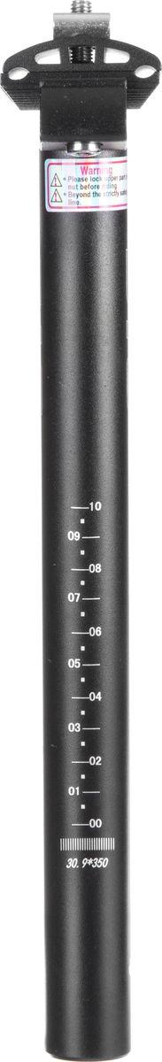 Штырь подседельный STG, с зажимом, диаметр 30,9 мм, длина 35 см. Х82596