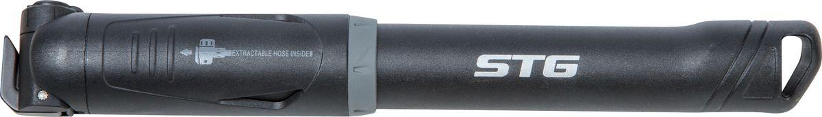 Насос велосипедный STG GP-86PP, ручнойХ82795Велосипедный насос STG GP-86PP представляет собой отдельный тип объемно-вытесняющего автонасоса, специально разработанный для накачивания велопокрышек. Компактный ручной насос, выполненный из высококачественных материалов, является необходимым аксессуаром любого велосипедиста.