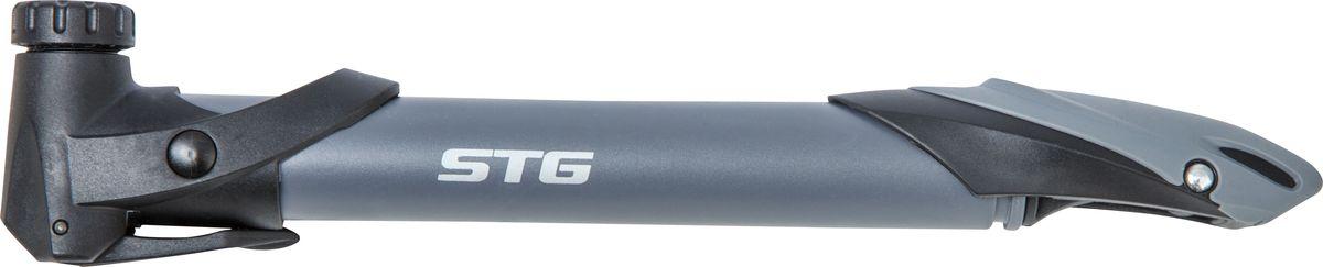Насос велосипедный STG GP-96, ручной насос велосипедный stg gp 07 ручной