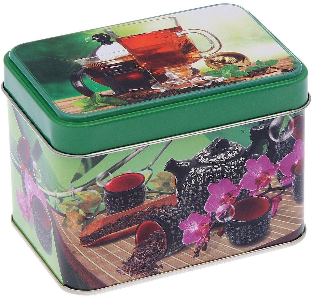 Банка для сыпучих продуктов Рязанская фабрика жестяной упаковки