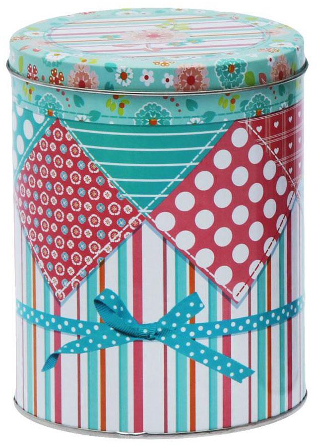 Набор банок для сыпучих продуктов Рязанская фабрика жестяной упаковки Пэчворк, 3 шт1617212Набор Рязанская фабрика жестяной упаковки Пэчворк состоит из 3 банок с крышками. Изделия выполнены из жести и предназначены для хранения круп и трав, чая и кофе, а также длядругих сыпучих продуктов.Такой набор украсит интерьер любой кухни.Объем банок: 0,7 л, 1 л, 1,6 л.Диаметр банок (по верхнему краю): 8,5 см; 10 см; 12 см.Высота банок: 13, 5 см; 14,7 см; 15,5 см.