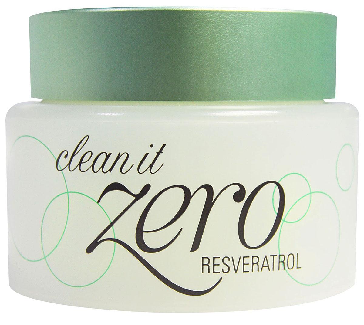 Banila Co Очищаюший крем-щербет для глубокого очищения Clean it Zero Resveratrol, 100 млCS0024K03Средство для удаления макияжа. Основные ингредиенты: экстракт папайи, ацерола, экстракты лечебных трав. Крем для умывания бережно снимает макияж, глубоко очищает поры, предотвращает воспаления. Входящий в состав экстракт ацеролы интенсивно увлажняет кожу. Подходит для чувствительной кожи.