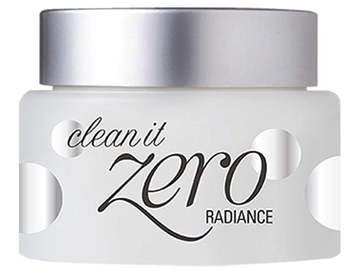 Banila Co Очищаюший крем-щербет Сияющий Clean it Zero Radiance, 100 млCS0025K03Средство для удаления макияжа. Основные ингредиенты: экстракт папайи, ацерола, экстракты лечебных трав. Крем для умывания бережно снимает макияж, глубоко очищает поры, предотвращает воспаления. Входящий в состав экстракт ацеролы интенсивно увлажняет кожу. Подходит для чувствительной кожи.