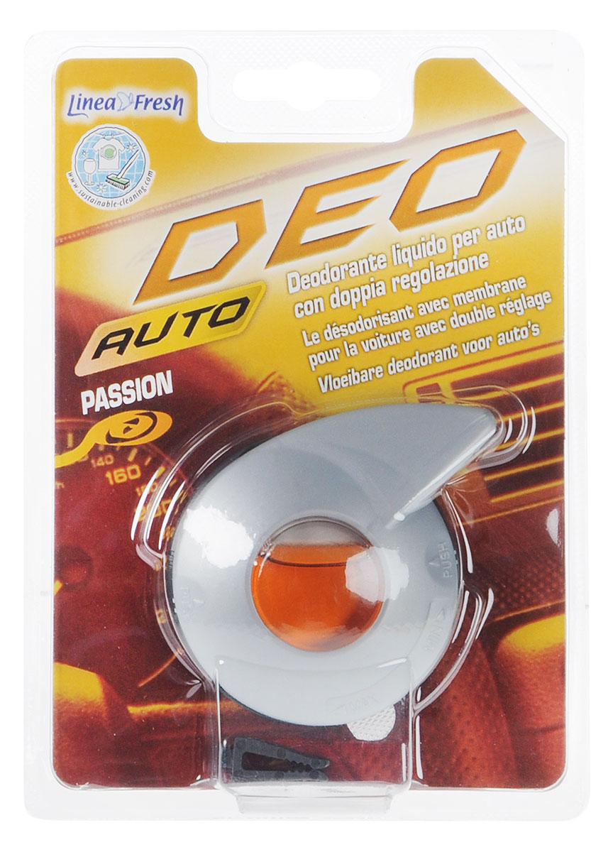 Освежитель воздуха для автомобиля Linea Fresh Ocean, с регулятором интенсивности, 6 мл420_серебристый,оранжевыйОсвежитель воздуха Linea Fresh Ocean поможет избавится от неприятных запахов в автомобиле. Благодаря регулятору интенсивности вы сами сможете выбрать насыщенность аромата. Установите Linea Fresh Ocean в любом удобном для вас месте и наслаждайтесь приятным запахом. Регулировать интенсивность можно поворотом верхней крышки в положении min или max.