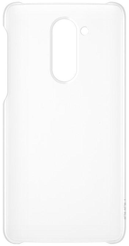 Huawei чехол для Honor 6X, Transparent смартфон huawei honor 6x 32 гб