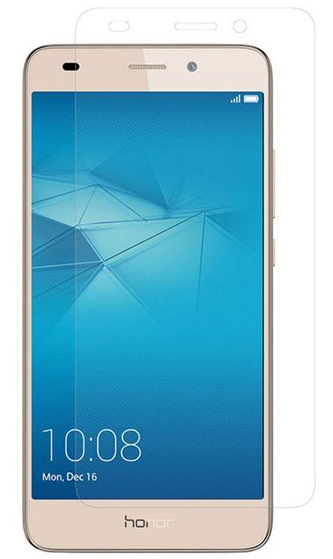 Huawei защитная пленка для Honor 5С51991573Прозрачная защитная пленка на дисплей Huawei Honor 5C предохраняет экран от царапин, грязи, пыли, пятен и сколов. Легко наклеивается на поверхность экрана без пузырей и складок. При желании пленку легко снять — она не оставляет следов на смартфоне. Материал гарантирует длительную эксплуатацию и надежную защиту телефона.
