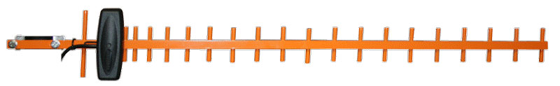 Триада-2135 Red 3G, Orange антенна направленая09509Направленная антенна с высоким усилением Триада- 2135 предназначена для использования совместно с модемом (репитером) для повышения дальности и устойчивости связи при работе в интернете. Устанавливается на мачты, кронштейны, вышки. Обеспечивает устойчивую связь в сотовой сети 3G.Надежно крепится к металлическим трубам круглого профиля диаметром 22-35 мм. Встроенная грозозащита. Выпускается в герметичном водозащищенном исполнении. Высокая надежность и отличные технические характеристики изделий сделали антенну одной из самых популярных в России в своем классе. Антенна представляет собой 19-ти элементную антенну Волновой канал.Рабочий диапазон 3G частот; 1900…2170 МГцРабочий диапазон GSM/1800 частот; 1710…1880 МГцКоэффициент усиления в направлении максимума излучения: 16 дБи Коэффициент защитного действия: 28 дБ Диапазон рабочих температур: –40…+80 °C Грозозащита заземление по постоянному токуИсполнениегерметичное (IP65)Кабель RG58A/U (с низкими потерями)Длина кабеля: 10 м