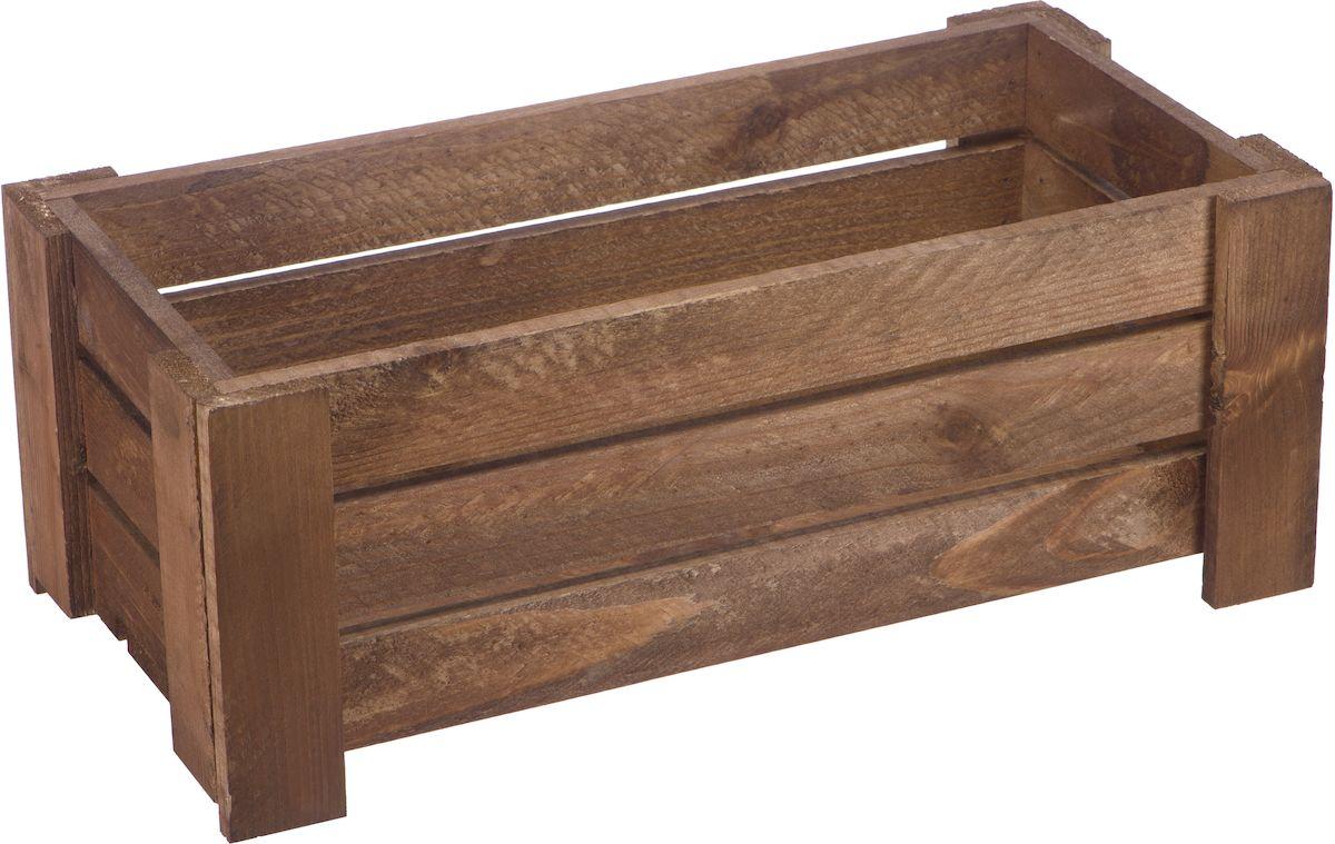 Ящик балконный Engard  Валет , 45 x 22 x 17 см - Садовый декор