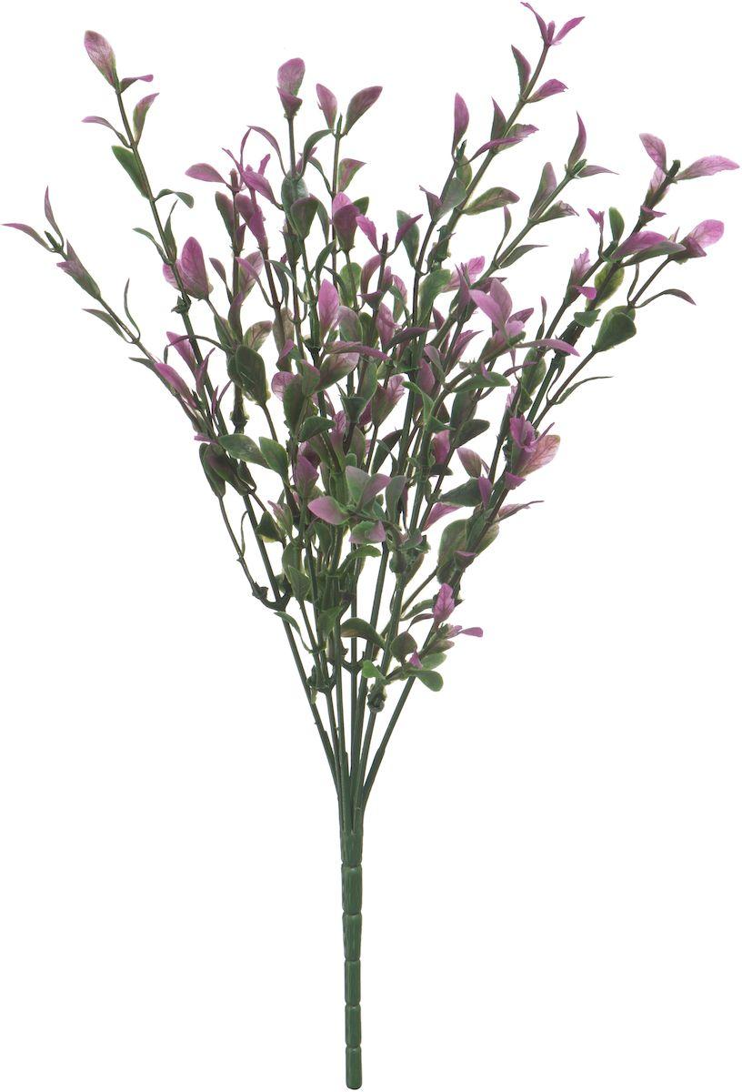Цветы искусственные Engard Мелкоцвет, цвет: сиреневый, высота 35 смE4-241Искусственные цветы Engard - это популярное дизайнерское решение для создания природного колорита и индивидуальности в интерьере. Декоративный мелкоцвет сиреневого цвета выполнен из высококачественного материала, передающего неповторимую естественность, и ничем не уступает живым цветам. Необычные размеры и броские формы соцветий отлично подходят для создания эксклюзивных композиций.Не требует постоянного ухода. Высота: 35 см.