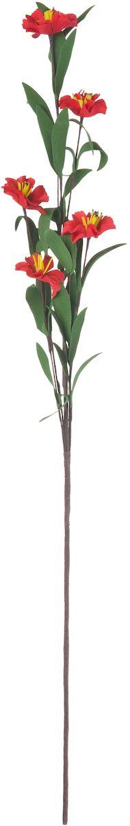 Цветы искусственные Engard Мимулюс, цвет: бордовый, высота 69 смE4-MBИскусственные цветы Engard - это популярное дизайнерское решение для создания природного колорита и индивидуальности в интерьере. Изящный мимулюс бордового цвета выполнен из реалистичного материала, передающего неповторимую естественность и является достойной альтернативой живым цветам.Не требует постоянного ухода. Высота: 69 см.