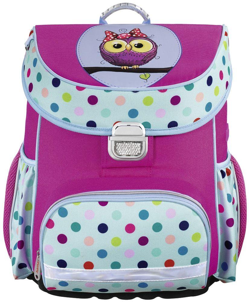 Hama Ранец школьный Sweet Owl рюкзак hama sweet owl pink blue