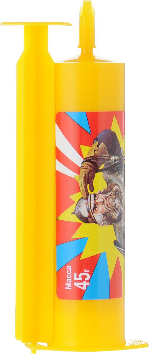 Гель Великий Воин, против садовых и домовых муравьев, 45 г8-422307_45 гГель Великий воин уничтожит всю колонию муравьев с высочайшей эффективностью. Для удобства нанесения гель расположен в пластиковом шприце и легко наносится в труднодоступные места. Специально подобранные ингредиенты привлекают рабочих муравьев, которые не только поедают гель сами, но и доставляют в муравейник, кормят личинок и маток. Гибель съевших гель муравьев наступает через 1 сутки, а гибель колонии начинается через 3-4 суток после применения. Полностью муравьи исчезают через 1,5-2 недели. Состав: диазинон - 0,2%, хлорпирифос - 0,3%, стабилизатор, консервант, гелеобразователь, битрекс и пищевые наполнители - до 100%.