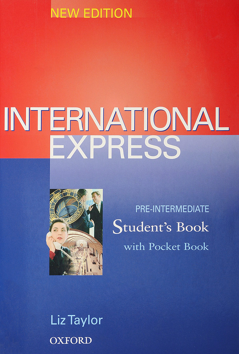 International Express: Pre-intermediate: Student`s Book with Pocket Book палатка husky boston 8 dark green цвет темно зеленый