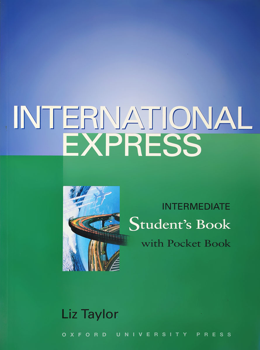 International Express: Intermediate: Student`s Book with Pocket Book ламинат haro tritty 100 дуб зебра 32 класс