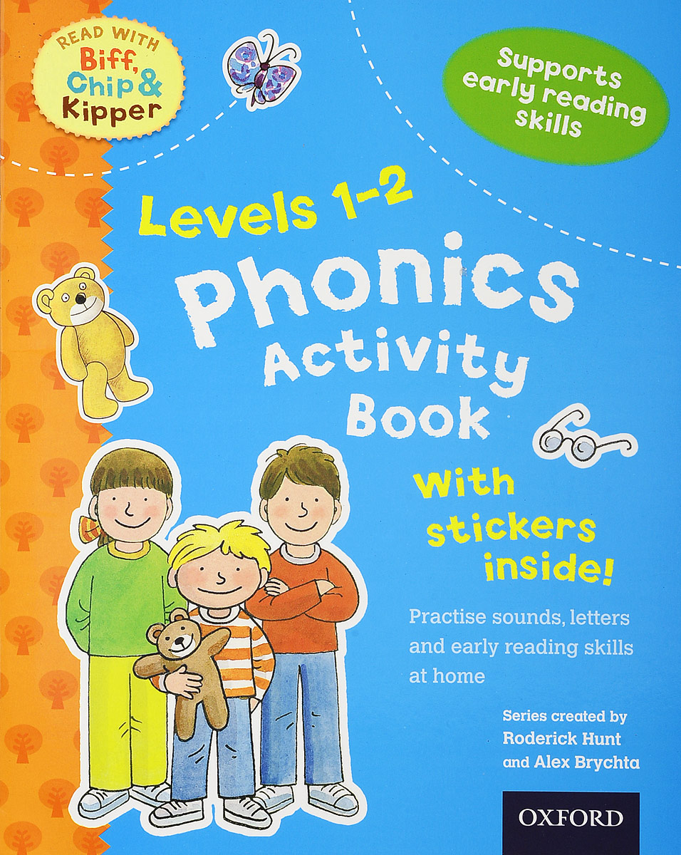 Phonics Activity Book: Levels 1-2 like a virgin secrets they won t teach you at business school