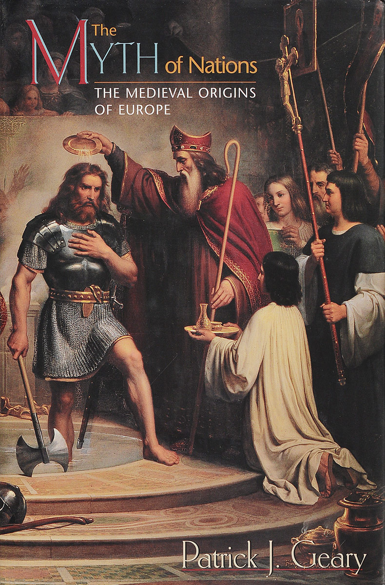 The Myth of Nations: The Medieval Origins of Europe clippasafe ворота безопасности 73 96 см clippasafe серебристый