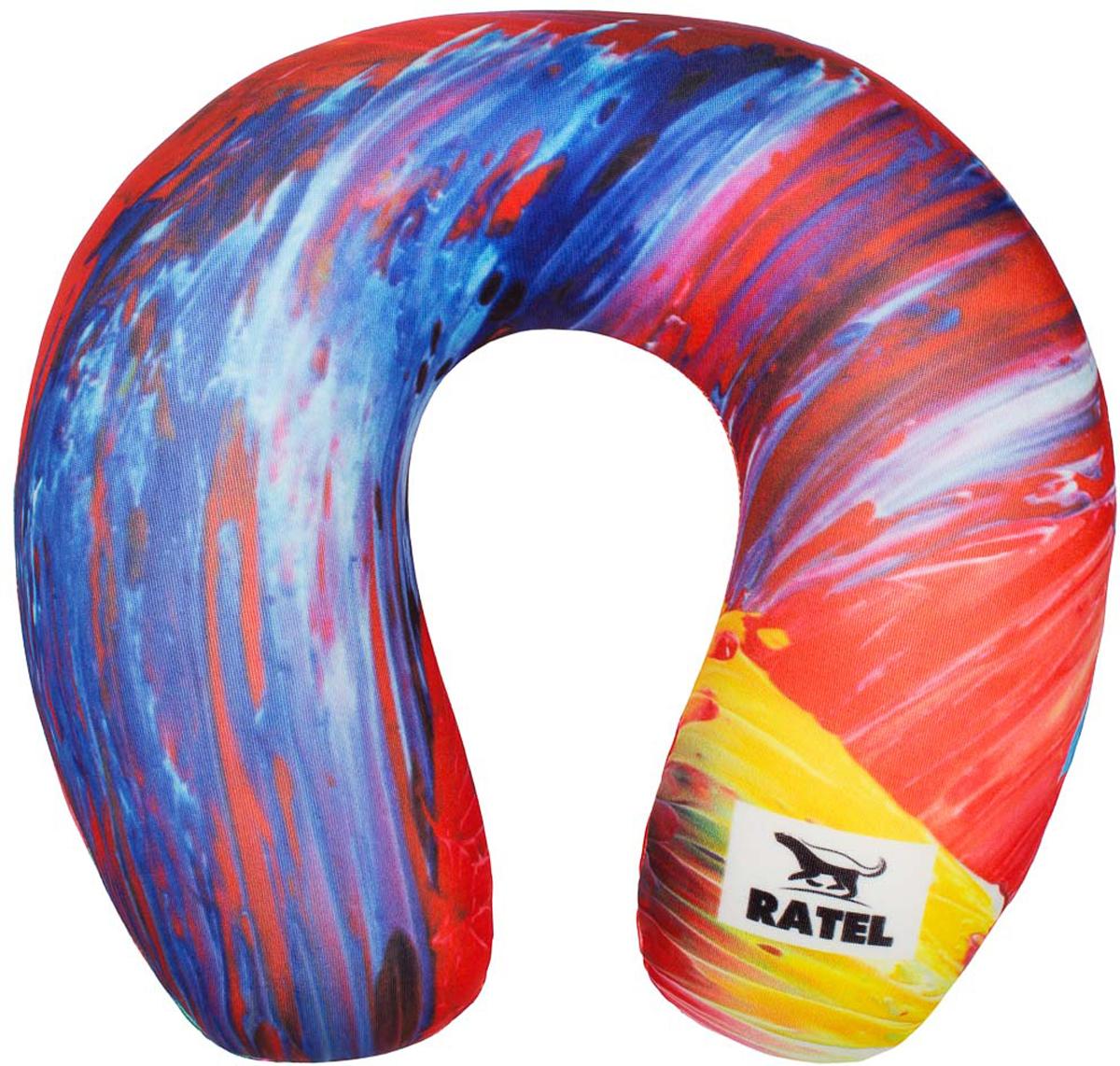 Подушка для путешествий Ratel  Краски дня  - Подушки